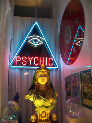 psychic on tv show medium