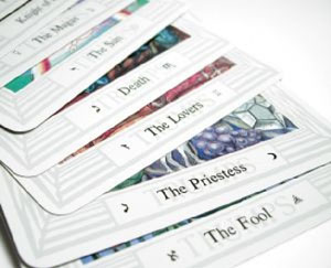 learn tarot the high priestess