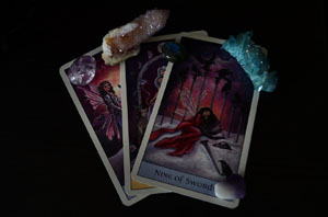 starting an online tarot business
